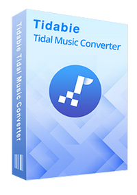 Box of Tidabie Tidal Music Converter